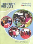 Governance Facility: Annual Report (The first result)